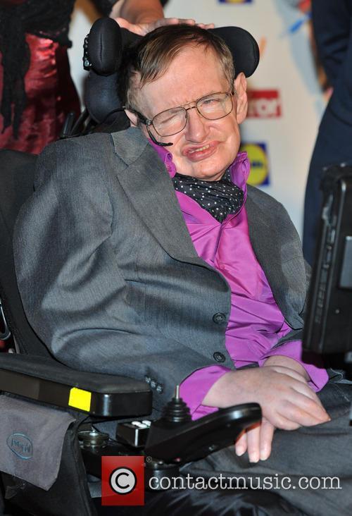 Stephen Hawking 4