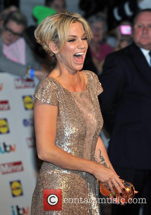 sarah harding pride of britain awards 3896331