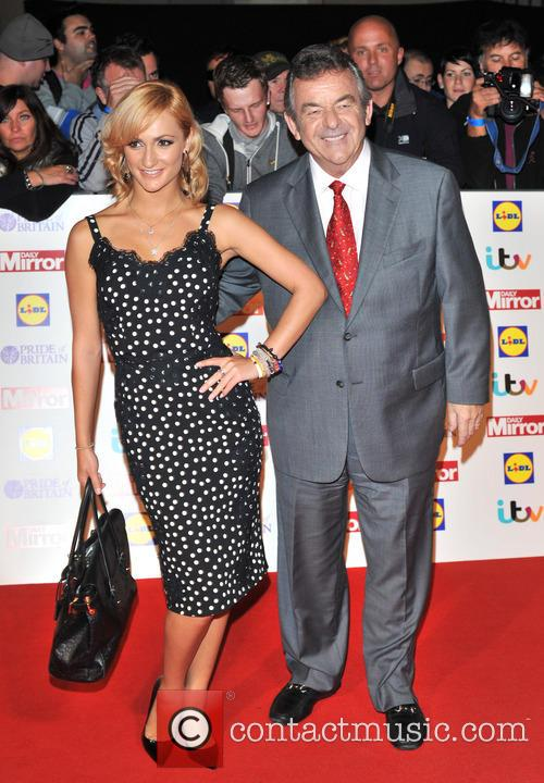 Aliona Vilani and Tony Jacklin 3
