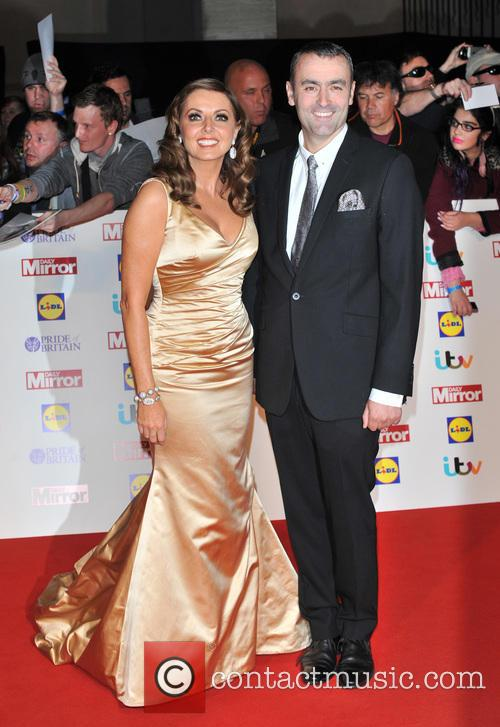 Carol Vorderman and Guest 11