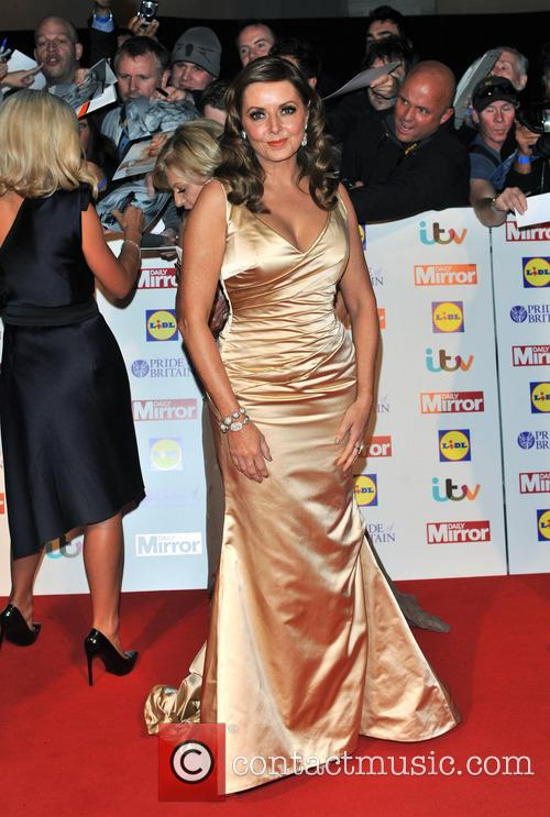 Carol Vorderman Injured Falling Off Treadmill With No Clothes On