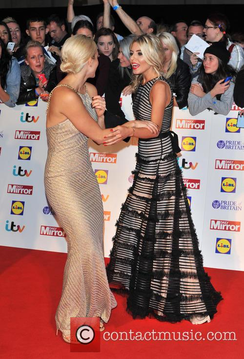 Mollie King and Ashley Roberts 5