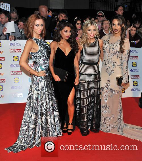 The Saturdays 8