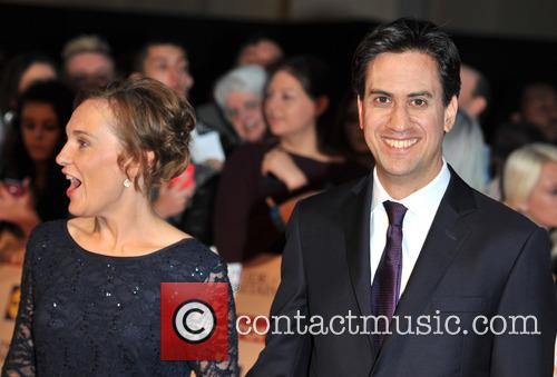 Ed Miliband and Guest 3