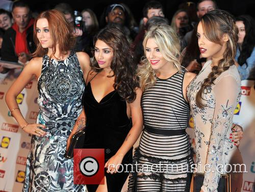 The Saturdays, Rochelle Wiseman, Mollie King, Una Healy and Vanessa White 2