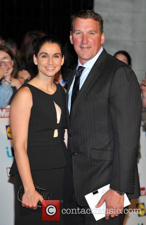 Matthew Pinsent and Demetra Pinsent 1