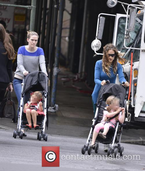 Sarah Jessica Parker, Tabitha Broderick and Marion Broderick 3