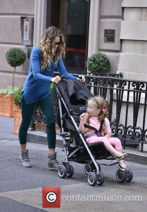 Sarah Jessica Parker and Tabitha Broderick 6