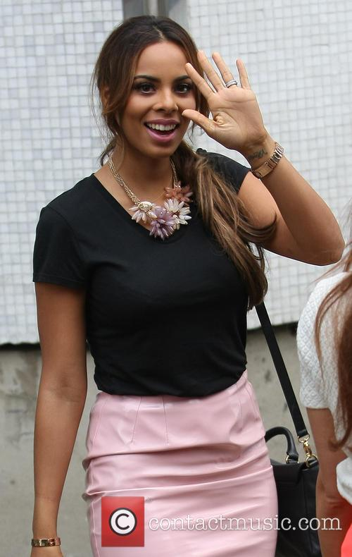 Rochelle Humes and The Saturdays 2