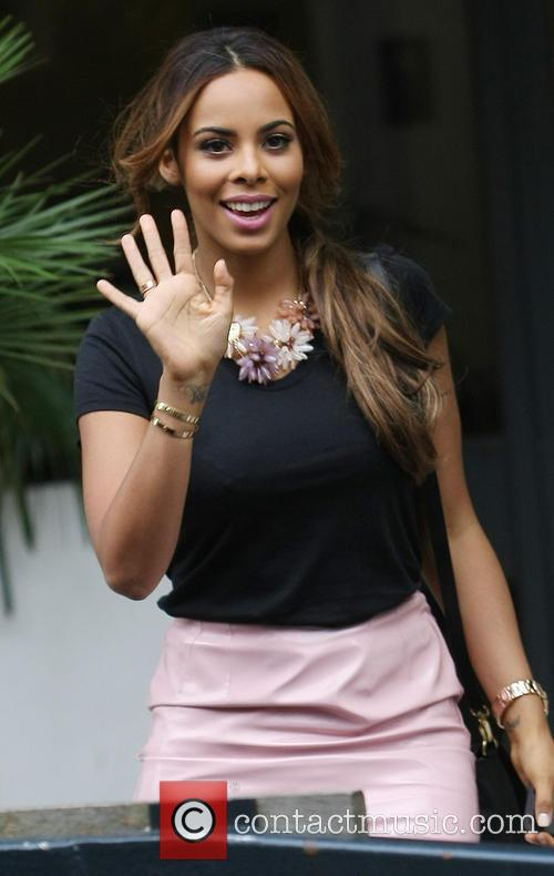 Rochelle Humes and The Saturdays 3