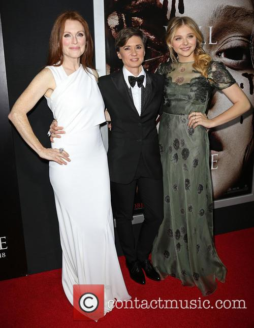 Julianne Moore, Kimberly Peirce and Chloë Grace Moretz 6