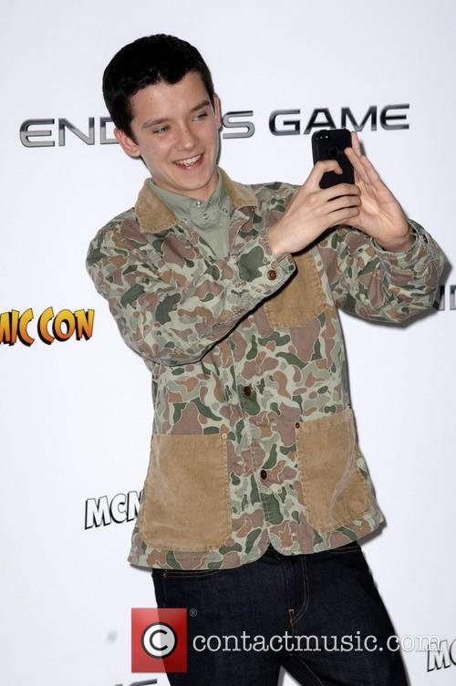Enders Game Photocall
