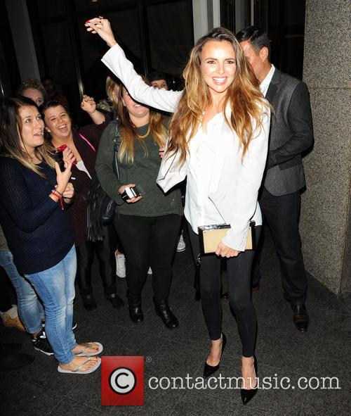 Nadine Coyle and Atmosphere 3