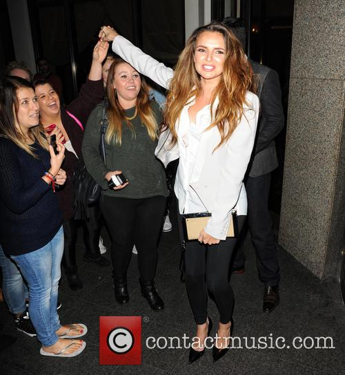 Nadine Coyle and Atmosphere 4