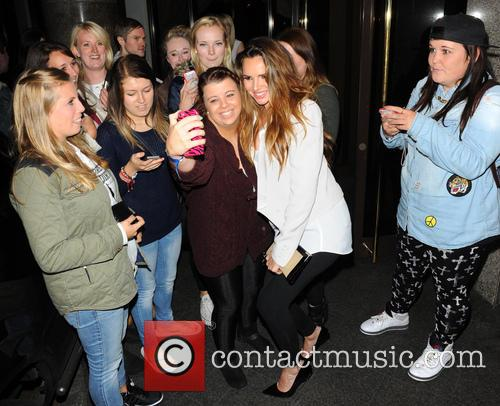 Nadine Coyle and Atmosphere 1