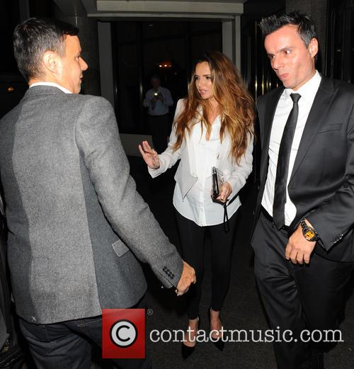 Nadine Coyle and Guest 10