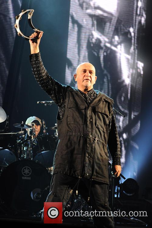 Peter Gabriel live in Milan