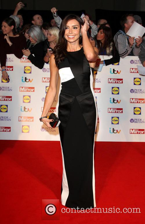 Christine Bleakley, Grosvenor House Hotel Park Lane London, Grosvenor House