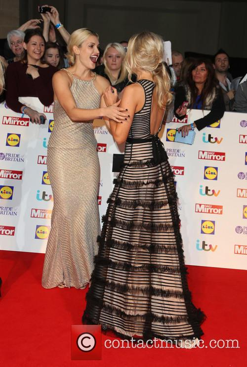 Mollie King and Ashley Roberts 8