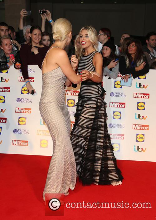 Mollie King and Ashley Roberts 10