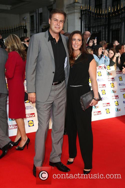Peter Jones and Tara Capp