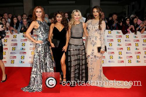 The Saturdays, Rochelle Wiseman, Mollie King, Una Healy and Vanessa White 9