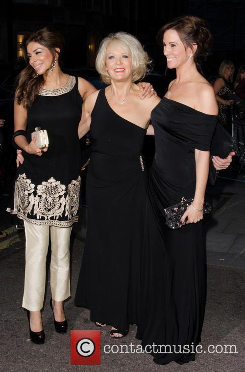Shobna Gulati, Sherrie Hewson and Andrea Mclean 2