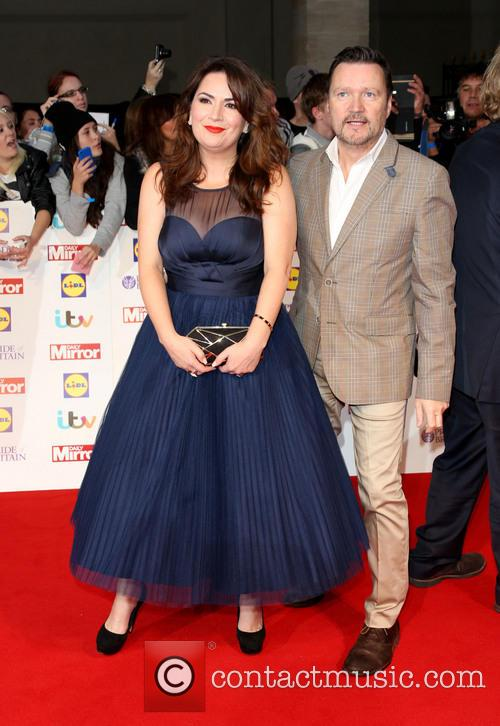 Debbie Rush and Ian Puleston-davies 2