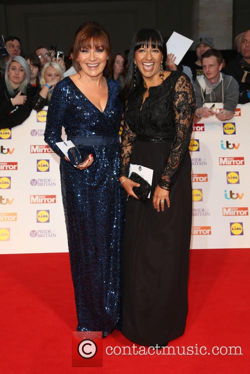 Lorraine Kelly and Ranvir Singh 4