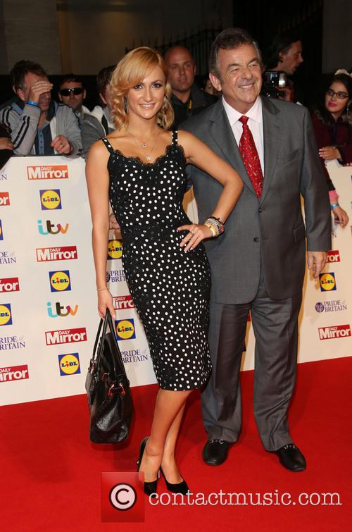 Aliona Vilani and Tony Jacklin 5