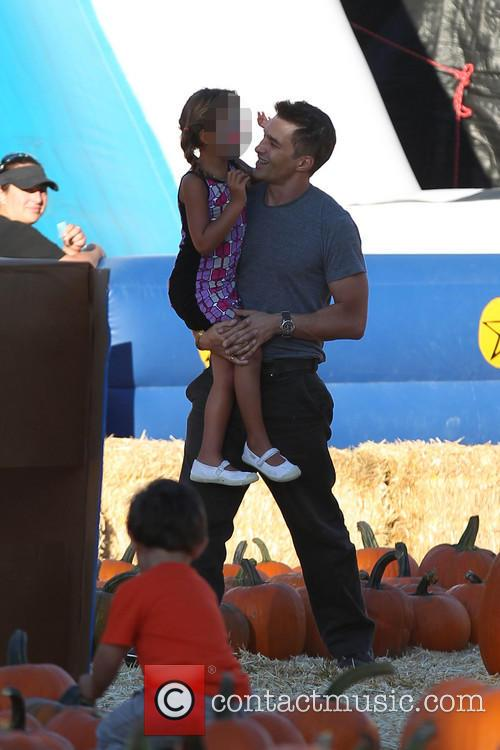 Nahla Aubry and Olivier Martinez 3