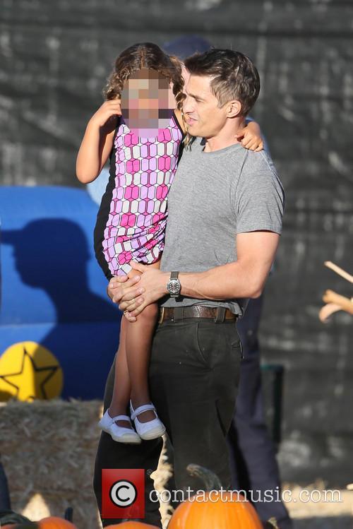 Olivier Martinez and Nahla Aubry 6
