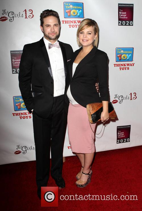 Brandon Barash and Kirsten Storms 2