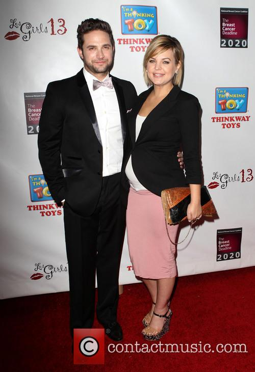 Kirsten Storms and Brandon Barash 2