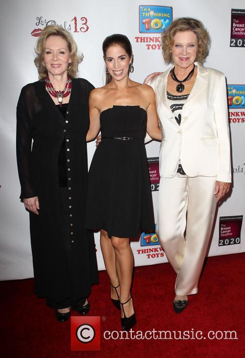 Jean Smart, Ana Ortiz and Deborah May 6