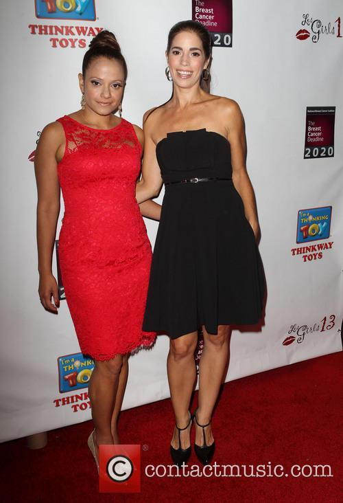 Judy Reyes and Ana Ortiz 2