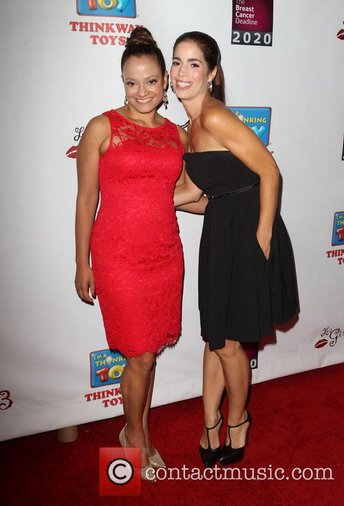Judy Reyes and Ana Ortiz 3