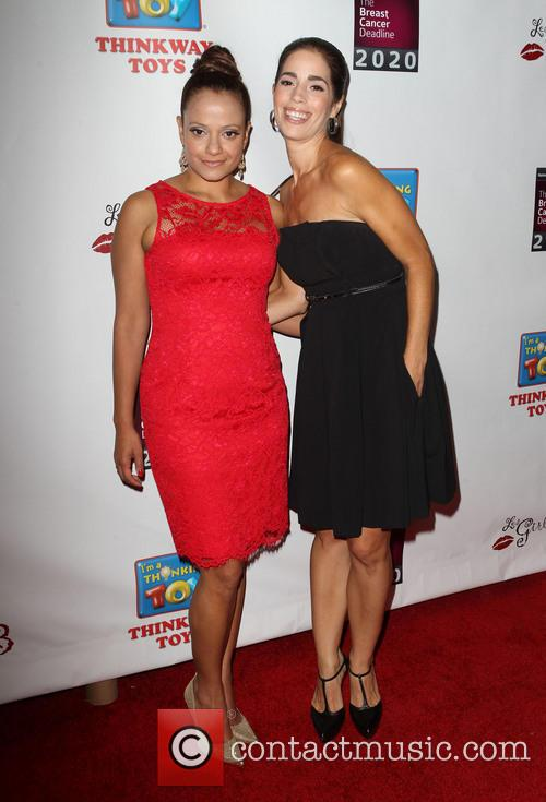 Judy Reyes and Ana Ortiz 7