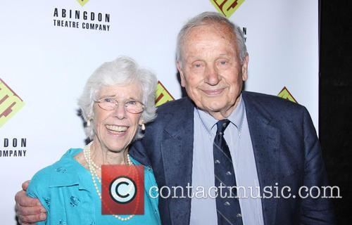 Frances Sternhagen and Ar Gurney 1