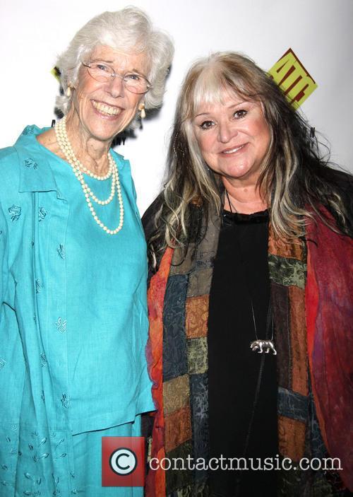 Frances Sternhagen and Melanie 3