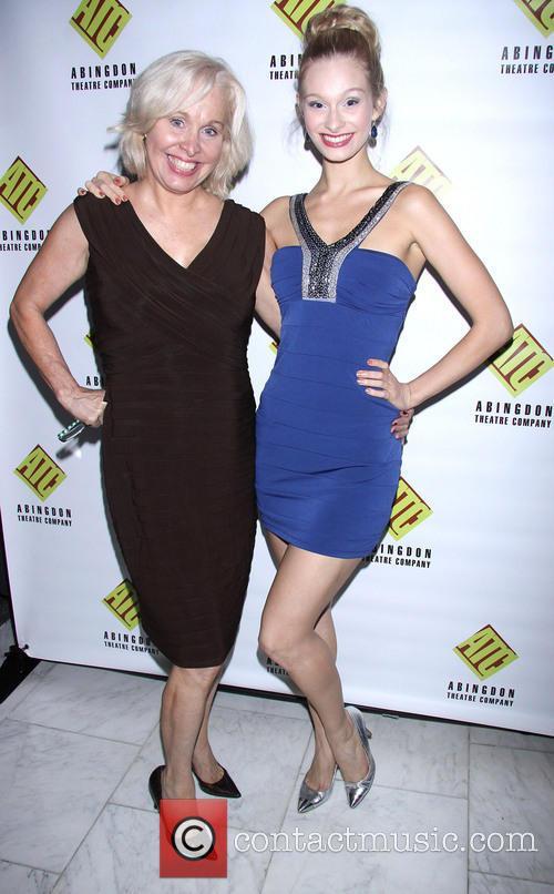 Nancy Opel and Jillian Steward 1