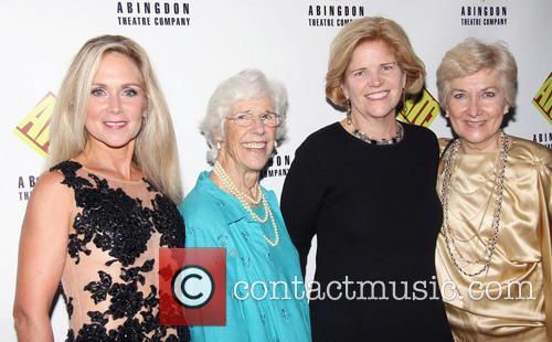 Sheila Burkert, Frances Sternhagen, Barbara Blair Randall and Jan Buttram 4