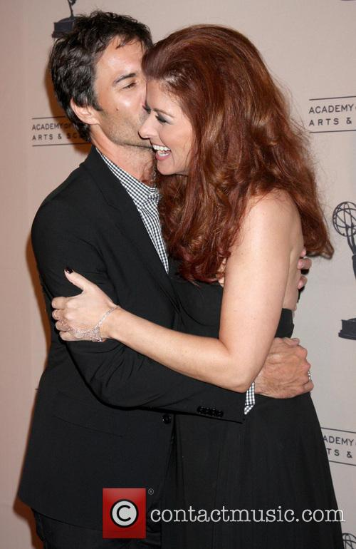 Eric McCormack and Debra Messing 1