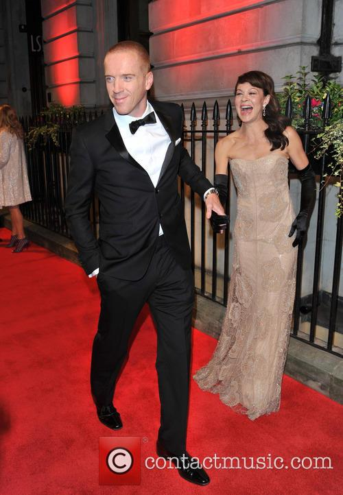 Damian Lewis and Helen Mccrory 9