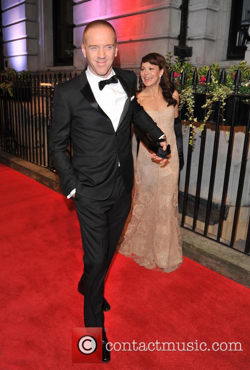 Damian Lewis and Helen Mccrory 10
