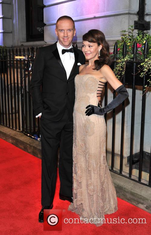 Damian Lewis and Helen Mccrory 11