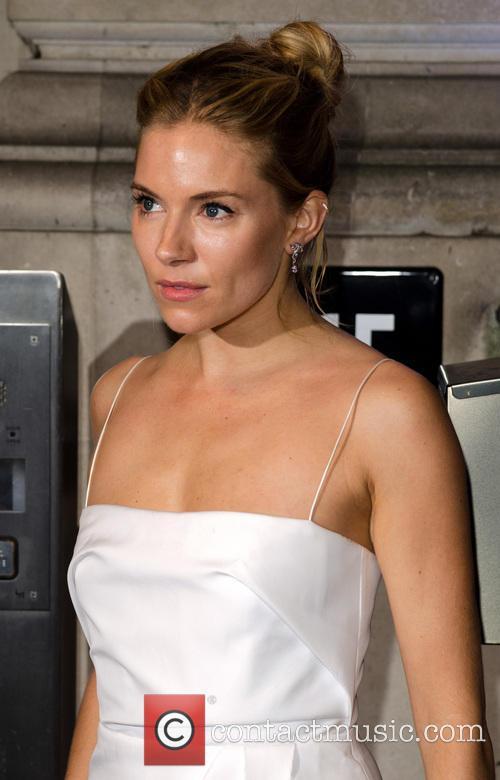 Sienna Miller, BFI