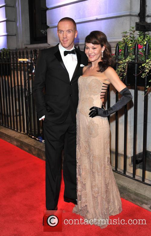Damian Lewis and Helen McCrory 12