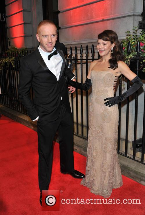 Damian Lewis and Helen McCrory 13