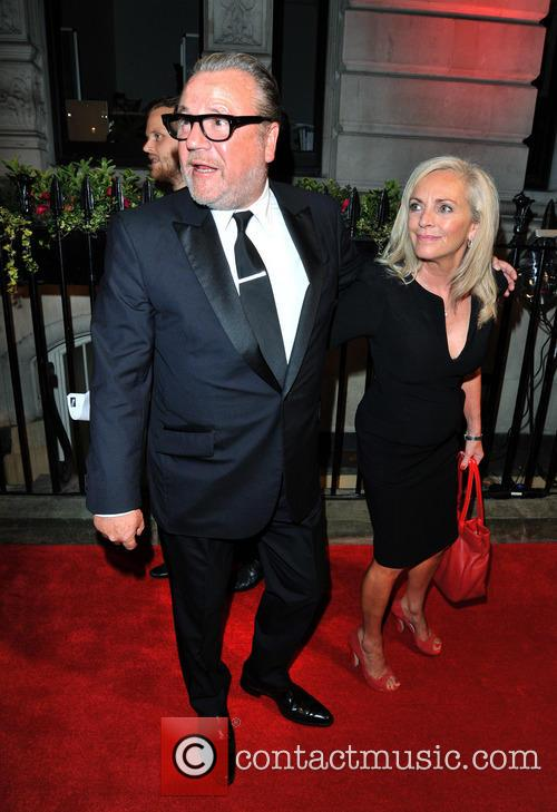 Ray Winstone and Guest 1